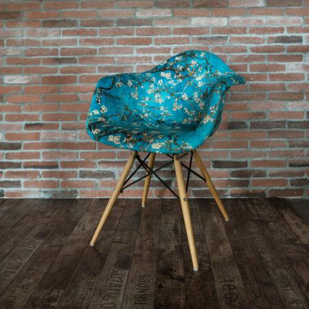 Fauteuil Inspiration Eames - Maison ReBelle